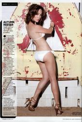 Autumn Reeser - Maxim Dec. 2010 & March 2006?