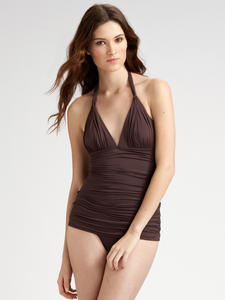 Камила Финн, фото 16. Camila Finn Sak Fifth Avenue Swimwear Photoshoot, photo 16
