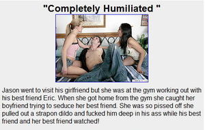 Guys Get Fucked: Completely Humiliated