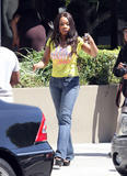 Тиффани Поллард, фото 3. Tiffany Pollard 'New York' Tiffany Pollard out and about in Los Angeles 08-04-2010, photo 3