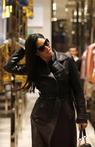 Моника Беллуччи, фото 1580. Monica Bellucci Shopping in Milan, Italy 01-03-2012, foto 1580