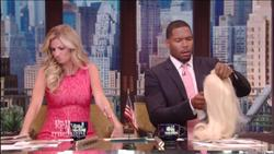 Erin Andrews (Dancing to Beyonce) Live without Kelly 2013-8-6 (1080i clip)