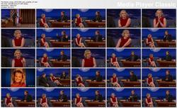 Amy Poehler @ Conan 2012-12-04