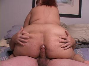 Private bbw old slappers anal