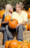 Heidi Montag And Spencer's Pumpkin Patch Lovin'