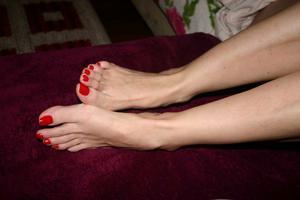 Фото женские пальчики ног 18 фотография