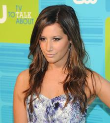 Ashley Tisdale leggy at The CW network upfront presentation in New York City - Hot Celebs Home