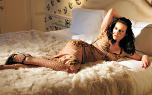 Carla Gugino 3 x Sexy Wallpapers