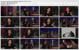 Jennifer Connelly - 01.11.10 (Late Show with David Letterman) SDTV Xvid